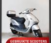 gebruikte scooters
